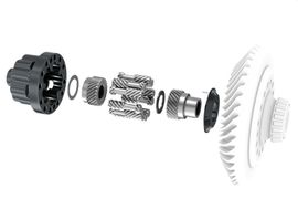 Dana's Trac-Lok Limited Slip Differential New for Medium-Duty