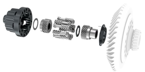 Featuring a five-pinion pair design to serve a variety of Class 6 and Class 7 applications,...
