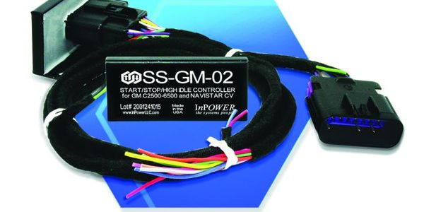 The SS-GM-02 module is easy to install and compact with a frame rail mountable case.