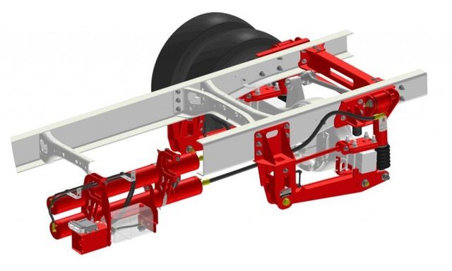 LiquidSpring Now Available for Work Truck Chassis