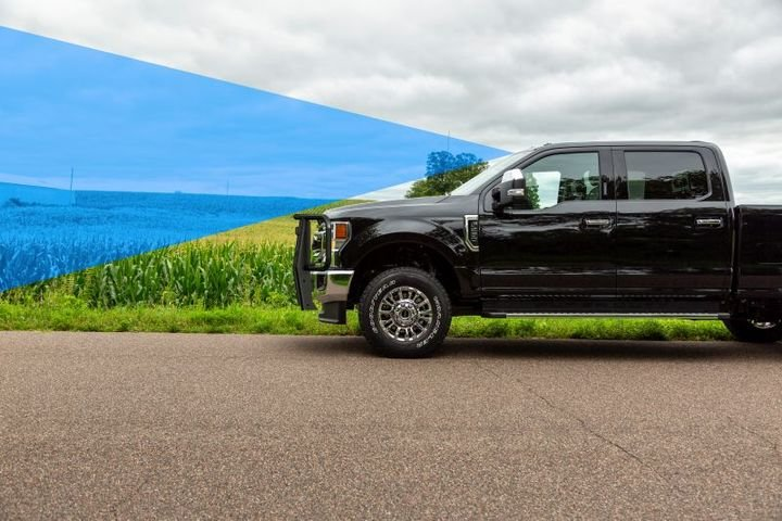 Co-Pilot360 is a set of driver-assist technologies built into the latest models of Ford, including the newest full-size trucks and Platinum models. - Photo: Luverne