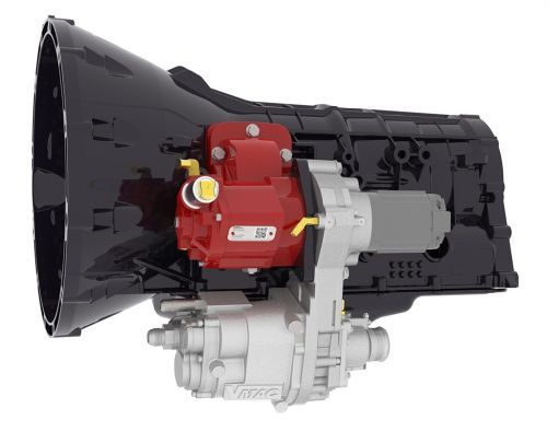 The new DTM70-H features a priority valve and an intelligent throttle control system to allow for variable air-on-demand with increased CFM output, while simultaneously providing steady GPM output. - Photo: VMAC