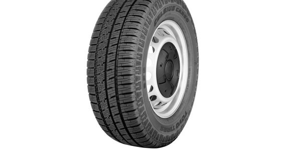 The new Celsius Cargo all-weather commercial tire is available now in three popular fitments...
