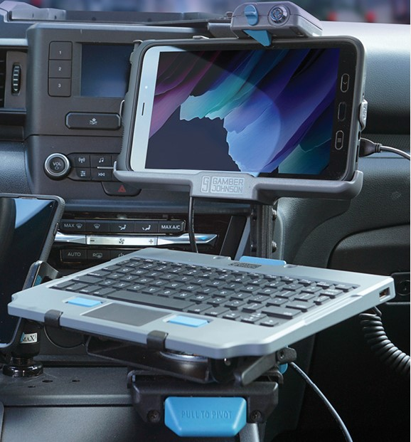 Gamber-Johnson New Samsung Galaxy Tab Active3 Docking Station