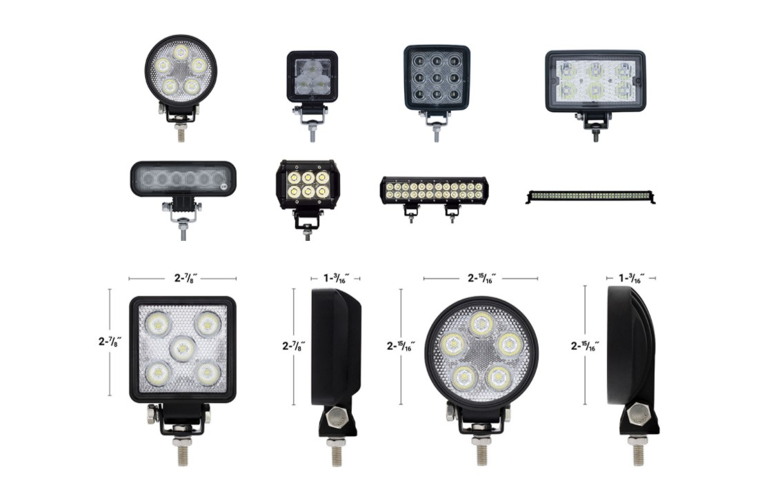 United Pacific Industries Expands Lineup of Heated LED Headlights