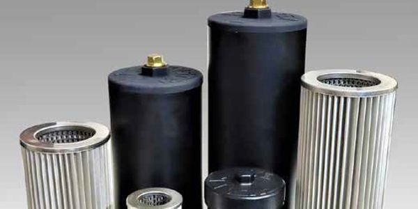 "System 1's 600 Series filters measure 3-3/4"" in diameter