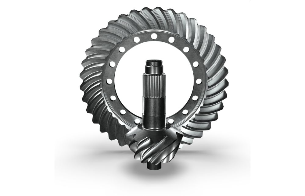 Dana Introduces Spicer Select 404 Ring & Pinion Gearing
