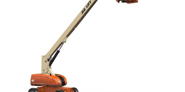 The JLG Hi-Capacity HC3 boom lifts offer an expanded work envelope and three capacity zones for...