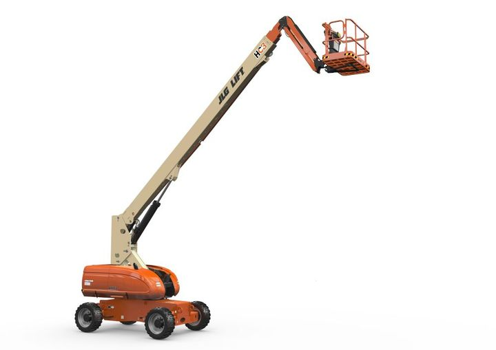 The JLGHi-Capacity HC3 boom lifts offer an expanded work envelope and three capacity zones for greater reach. - Photo:JLG