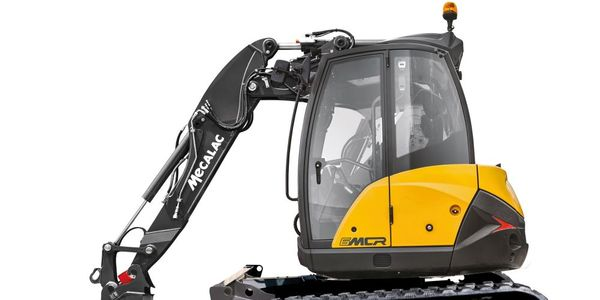 Mecalac introduces its innovative line of crawler skid-excavators — the new MCR Series — for...