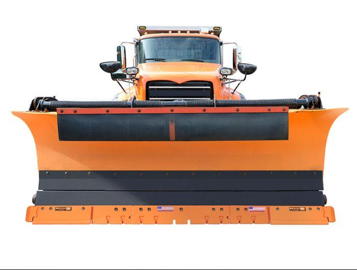 Winter Equipment Improves Patriot Steel Snowplow Cutting Edge System