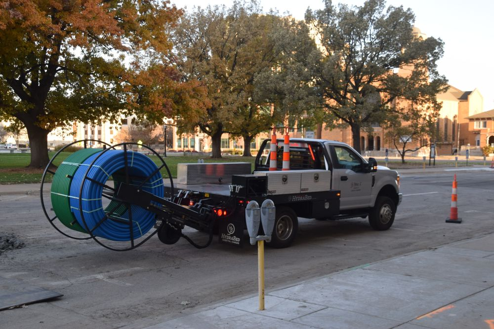 HydraBed's New Full-Capability Reel Management System