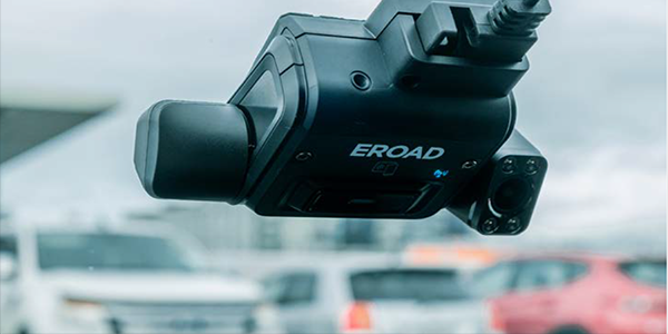 EROAD Launches Clarity Dashcam for Fleet Safety