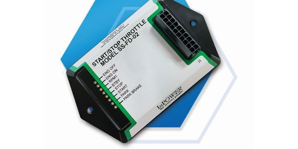 In addition to start/stop capabilities, each module has two user programmable RPM/high idle...