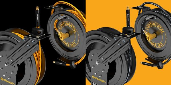 Collaborating with Continental, CoxReels developed a custom-built hose reel assembly, called the...