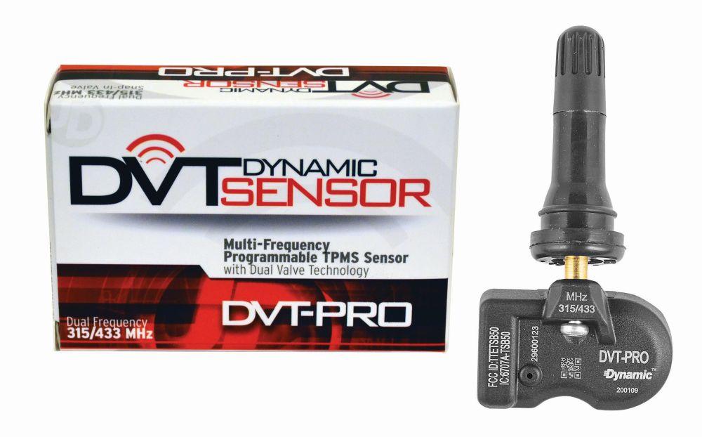 Dynamic TPMS Introduces DVT-PRO