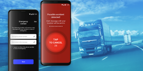 Sygic Introduces Truck Lifeguard Emergency Assistance