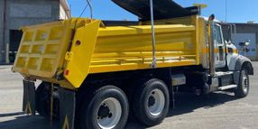 Safe-T-Lift Helps Pull Truck Tarps into Place