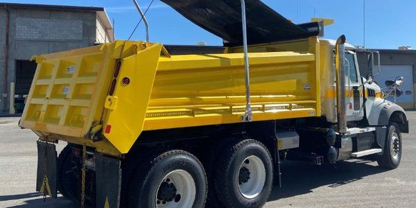Safe-T-Lift by US Tarp is a first-fit option for new dump body installations.