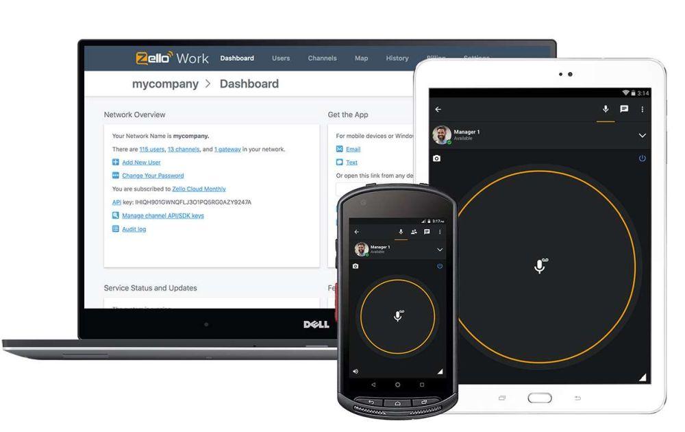 Zello App Helps Streamline Driver Communication