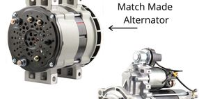 JIT Truck Parts Launches Match Made Starters & Alternators