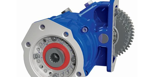 The A20 Series PTO features a new rotatable flange with 30 unique, identifiable positions.