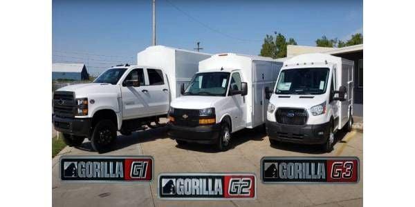 Gorilla Truck Box Enclosed Utility Bodies Are Versatile, Convenient