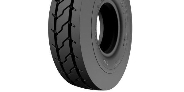 The EV-4M features an updated radial construction promoting a softer ride, improved tread wear...