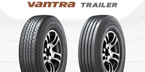 The Vantra Traile and are Hankook's first-ever products in the trailer segment.