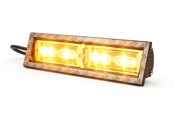 Ecco Adds Four Warning Light Solutions