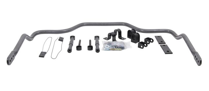 The new sway bars are available for 2020- and 2021-MY Chevrolet Silverado HD and GMC Sierra HD 2500/3500 trucks. - Photo: Hellwig