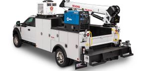 Reading Truck Group Launches RM-45 Crane Body