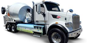 CNG Side-Mount Fuel Systems for Mixer Applications