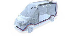 Webasto Launches A La Carte Van HVAC Kit-Building System