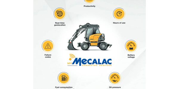 The company's telematics system, developed in partnership with Trackunit, is accessible through...