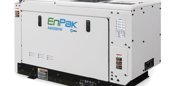 The expanded capabilities of the new EnPak A60 eliminate the need to carry additional equipment,...