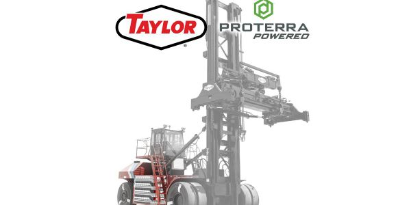 The all-electric, next-generation Taylor ZLC-series top handler and ZH-series forklift will...