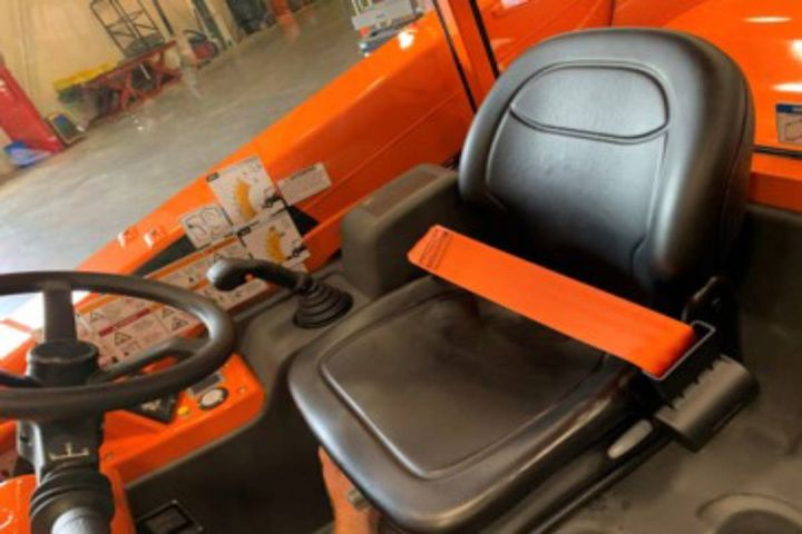 The features are offered on new 742, 943, 1043, 1055, and 1255 JLG models. - Photo: JLG