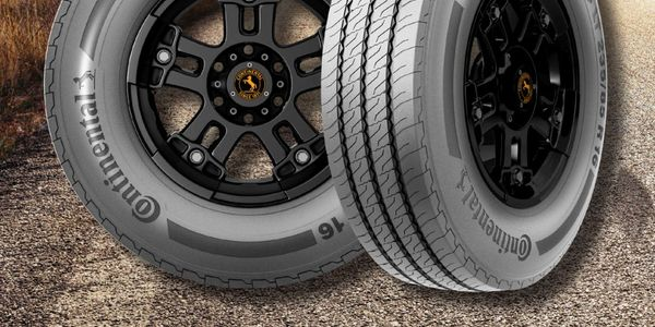 The Conti LAR 3 is designed to withstand the rigors of regional routes and speeds of more than...