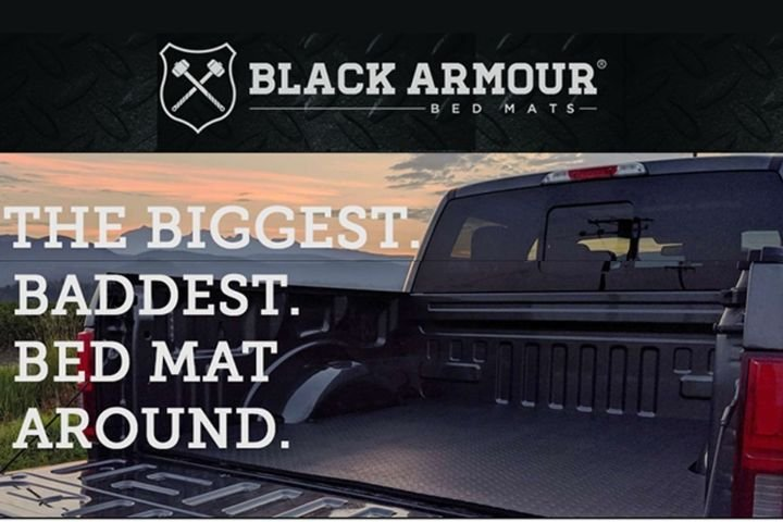 Black Armour bed mats are environmentally sustainable. - Photo: Black Armour