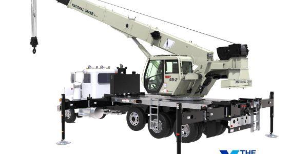 National Crane NBT40-2 Series Boom Truck