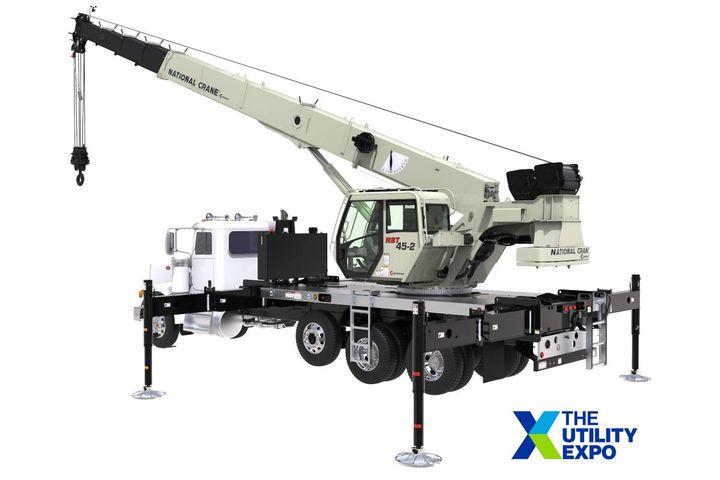 National Crane NBT40-2 Series Boom Truck - Photo:Manitowoc
