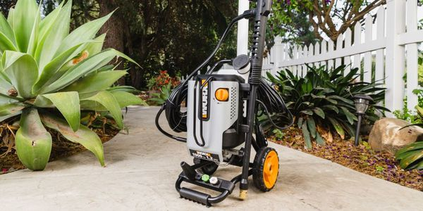 The WORX 1900 psi model arrives on the heels of the portable 1500 and 1600 psi wheeled electric...