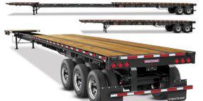 Fontaine Heavy-Haul Releases 53 Foot Xcalibur Extendable Platform Trailers
