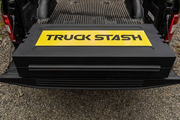 The StashBox is the first product from TruckStash. - Photo: TruckStash