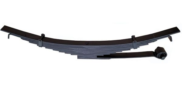 TRP Leaf Springs aremade from alloyed steel that is formed, forged, threaded, or heat-treated...