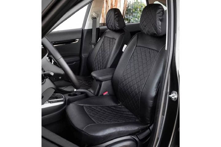 Pilot Automotive car seat and steering wheel covers with Microban antimicrobial technology provide 24/7 protection for the life of the products. - Photo:Microban International