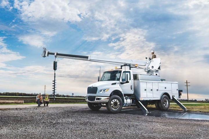 This is the next generation of International's medium-duty vehicles, reimagined from the ground up to advance performance, safety, and uptime. - Photo: International Truck