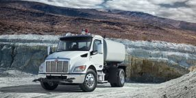 Peterbilt to Highlight Medium-Duty Truck Versatility at Utility Expo