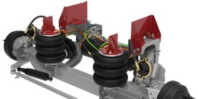 Link's Smart ROI Auxiliary Suspension Eases Lift Axle Use
